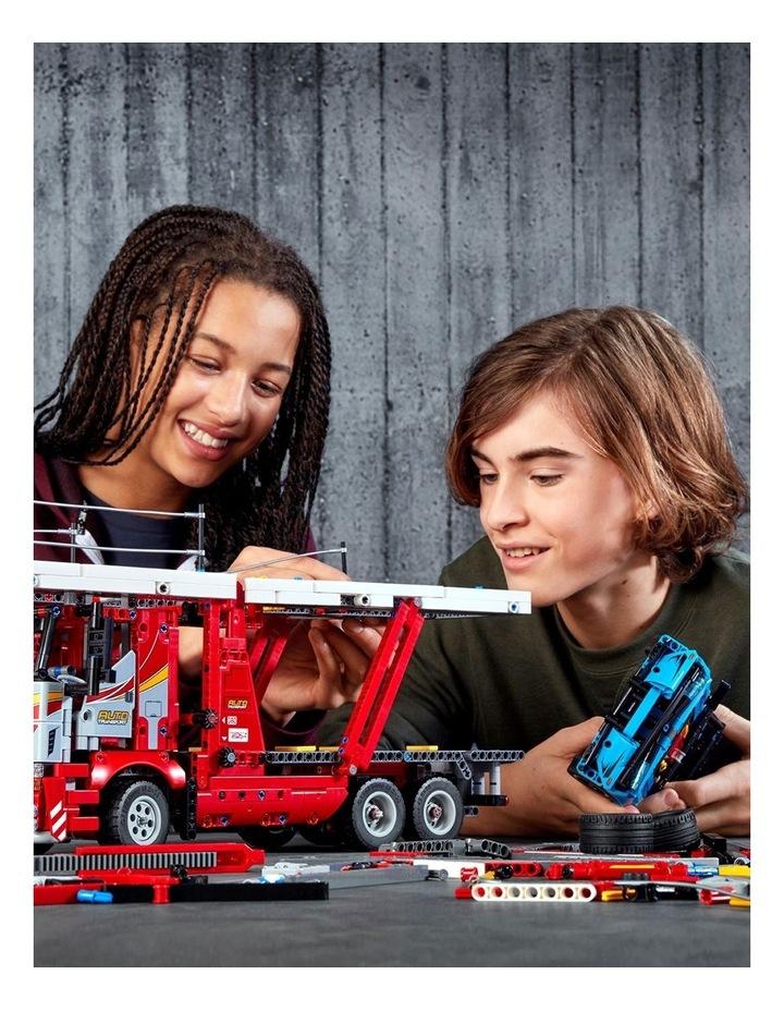Technic Car Transporter image 4