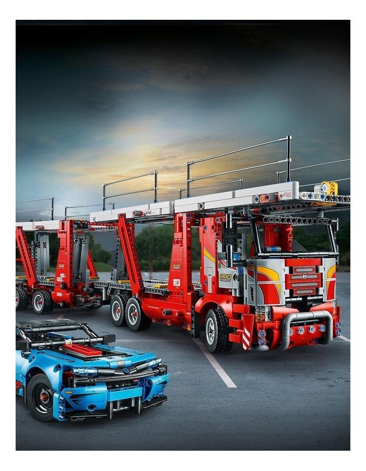 Technic Car Transporter image 5