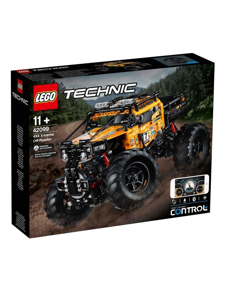 Technic 4x4 X-treme Off-Roader image 1