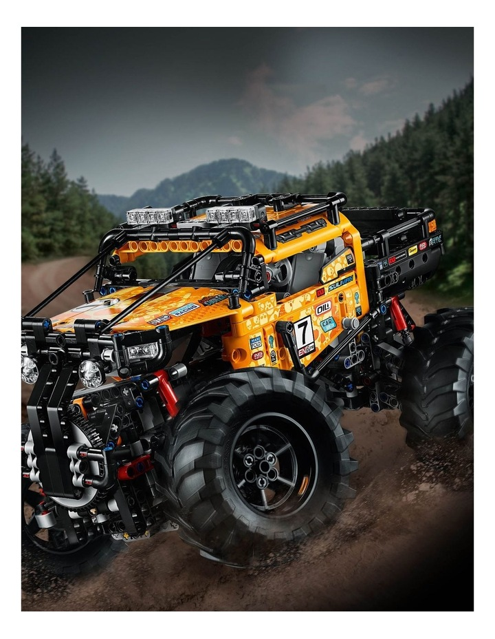 Technic 4x4 X-treme Off-Roader image 5