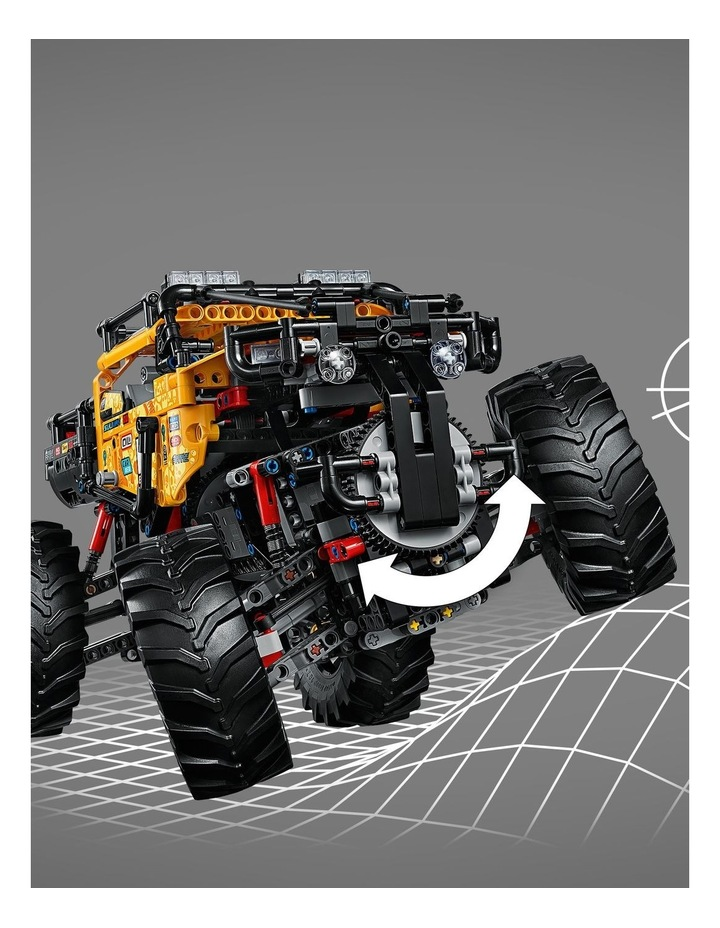 Technic 4x4 X-treme Off-Roader image 7