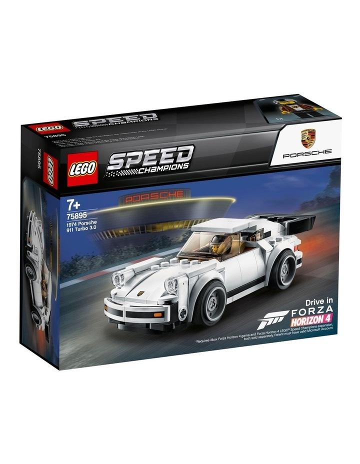 Speed Champions 1974 Porsche 911 Turbo 3.0 image 1
