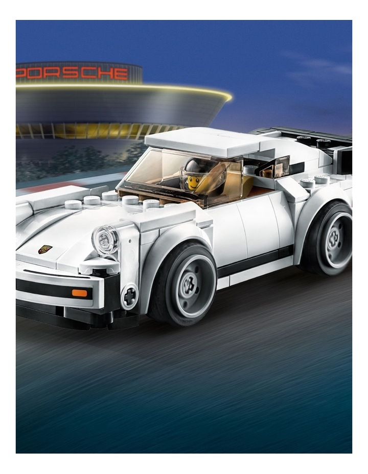Speed Champions 1974 Porsche 911 Turbo 3.0 image 5