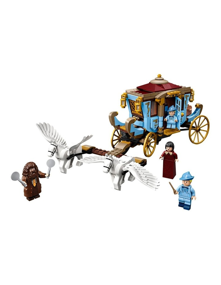 Harry Potter and the Goblet of Fire Beauxbatons Carriage: Arrival at Hogwarts 75958 image 3