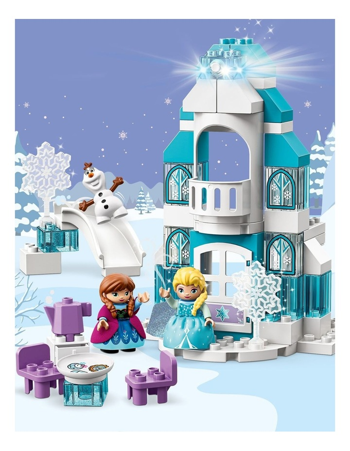 DUPLO Disney Frozen Ice Castle image 5