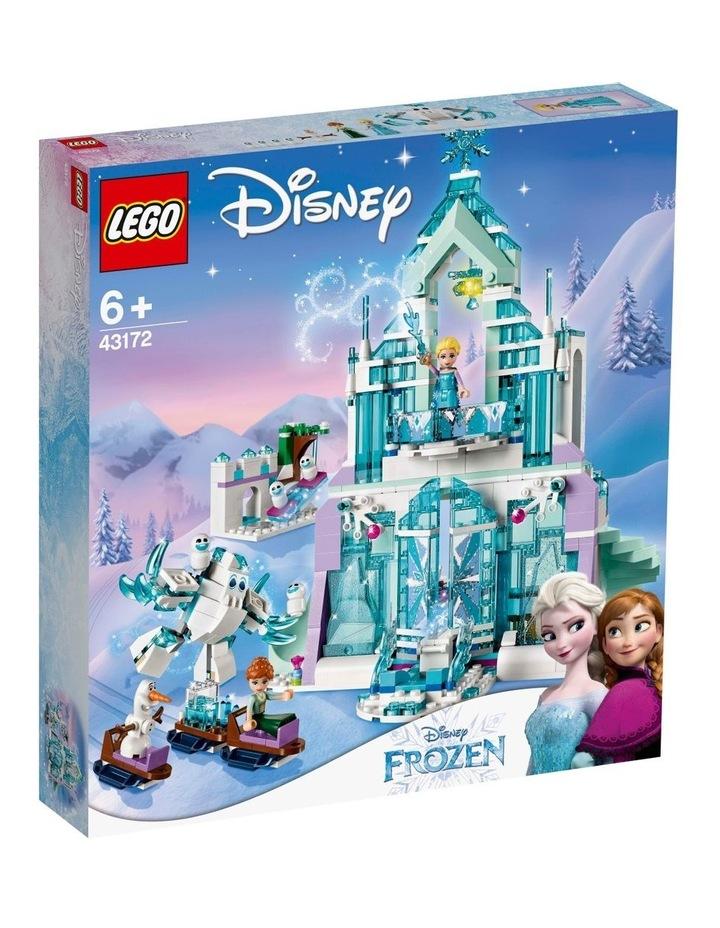 Disney Frozen Elsas Magical Ice Palace 43172 image 1