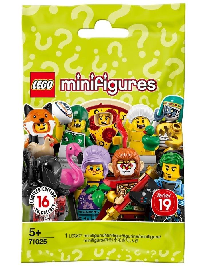 Minifigures Series 19 71025 image 1