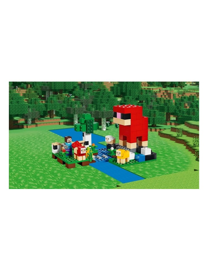 Minecraft The Wool Farm 21153 image 4