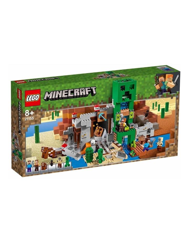 Minecraft The Creeper Mine 21155 image 1