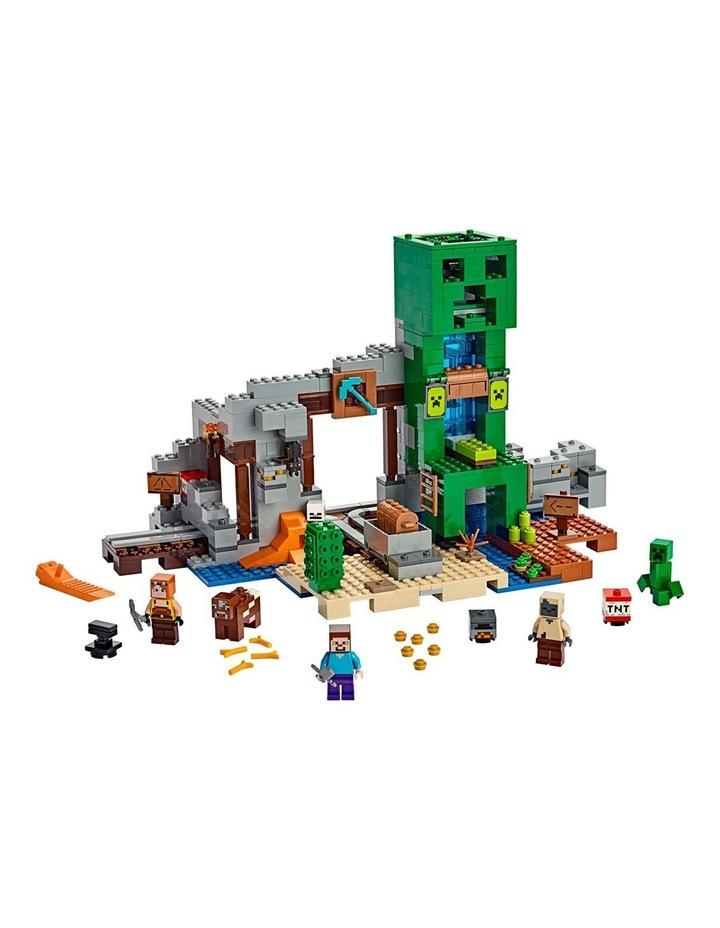 Minecraft The Creeper Mine 21155 image 2