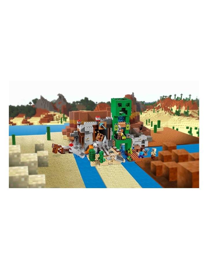 Minecraft The Creeper Mine 21155 image 4