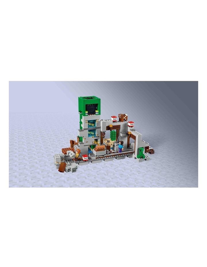 Minecraft The Creeper Mine 21155 image 5