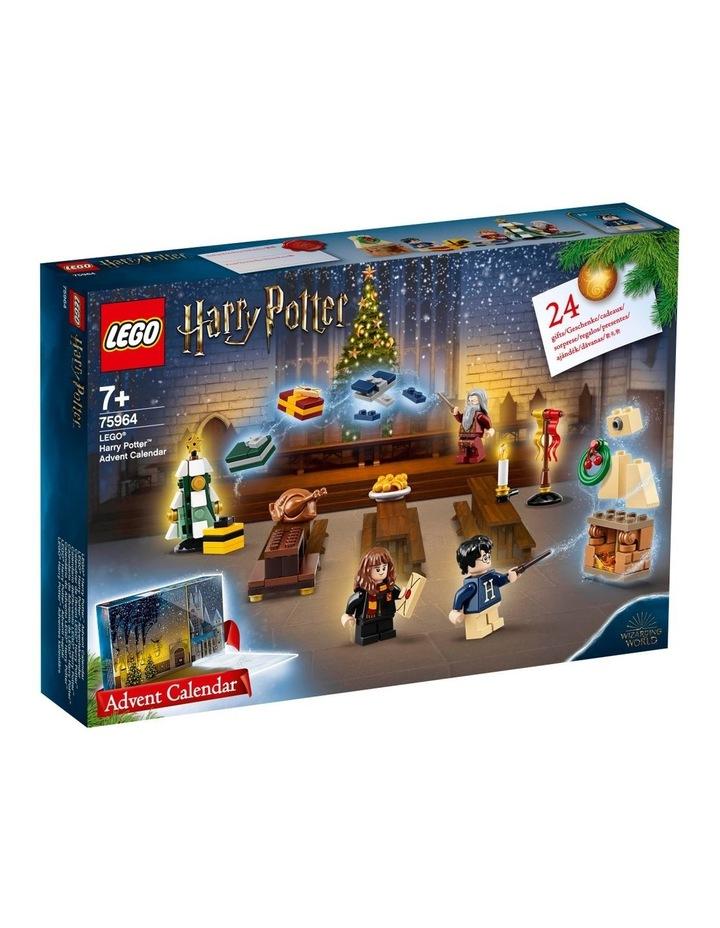 Harry Potter Advent Calendar 75964 image 1