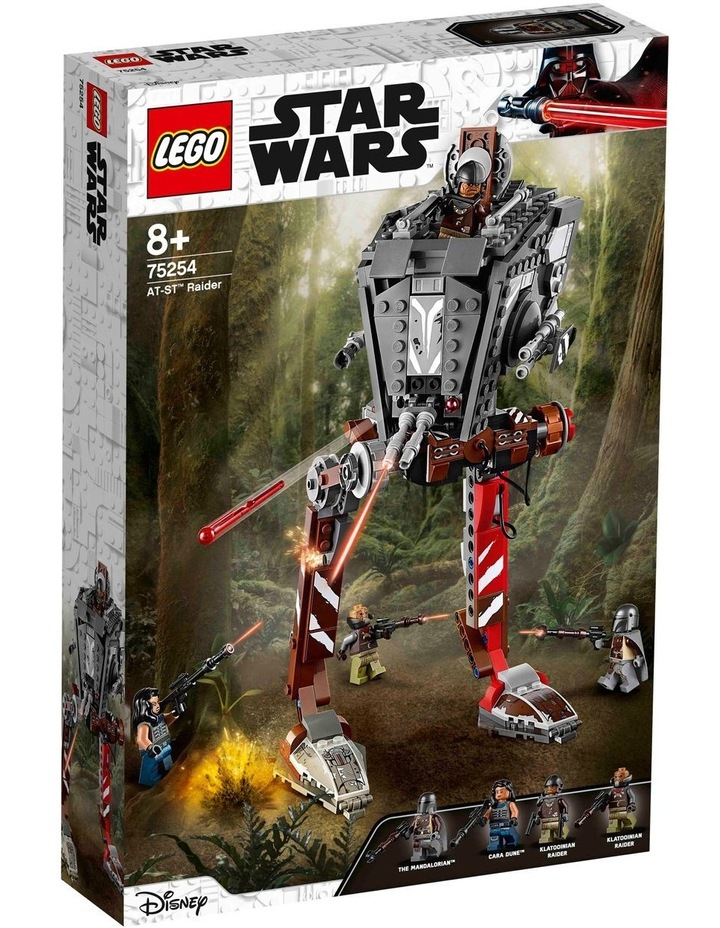 Star Wars AT-ST Raider 75254 image 1