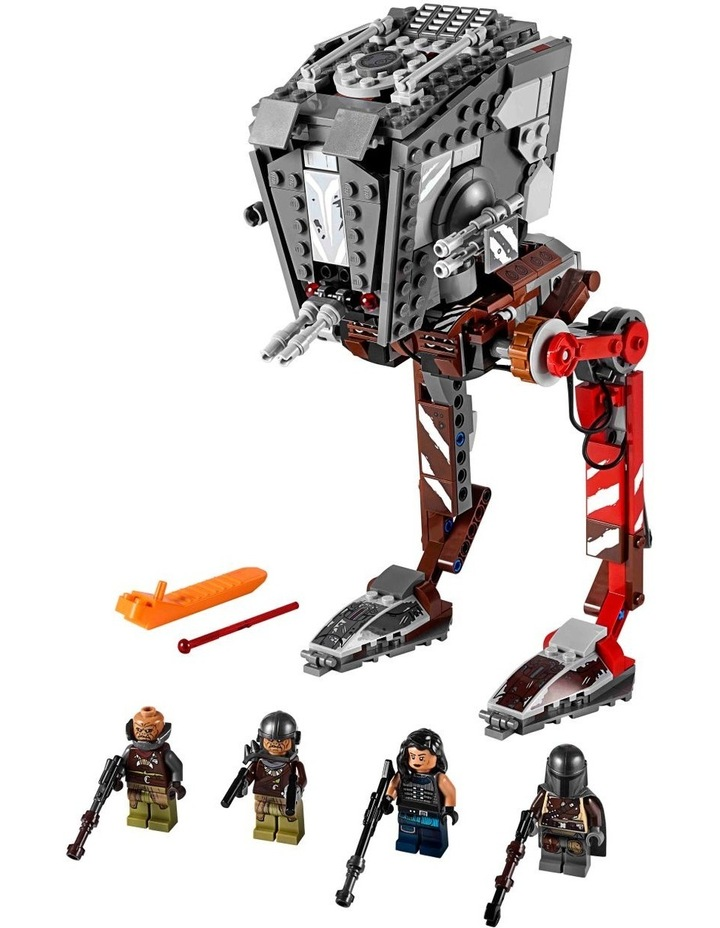 Star Wars AT-ST Raider 75254 image 2