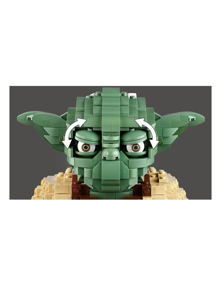 Star Wars: Attack of the Clones Yoda 75255 image 5