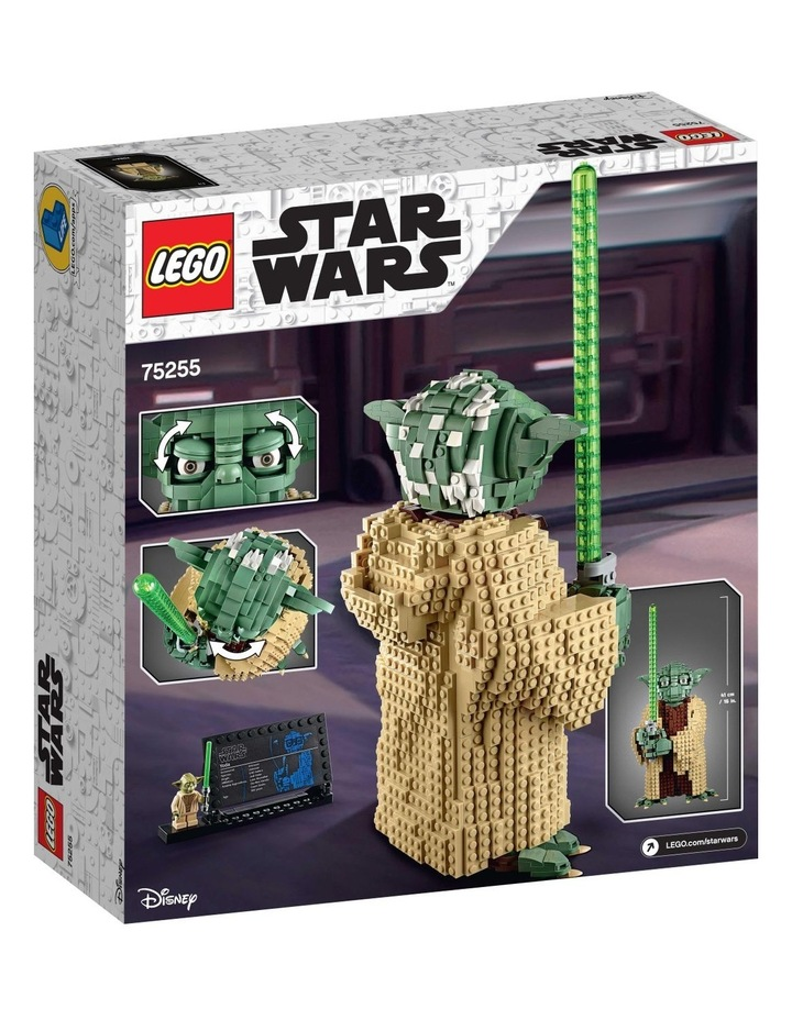Star Wars: Attack of the Clones Yoda 75255 image 6