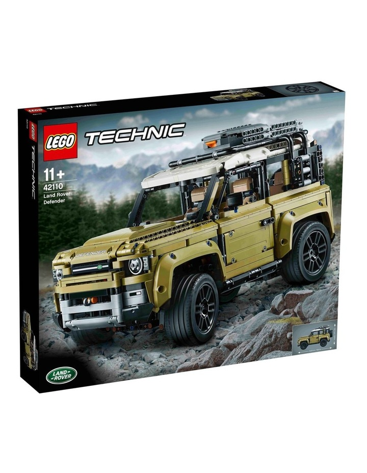 Technic Land Rover Defender 42110 image 1