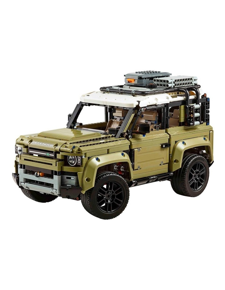Technic Land Rover Defender 42110 image 2