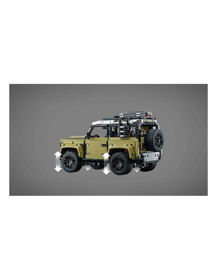 Technic Land Rover Defender 42110 image 5