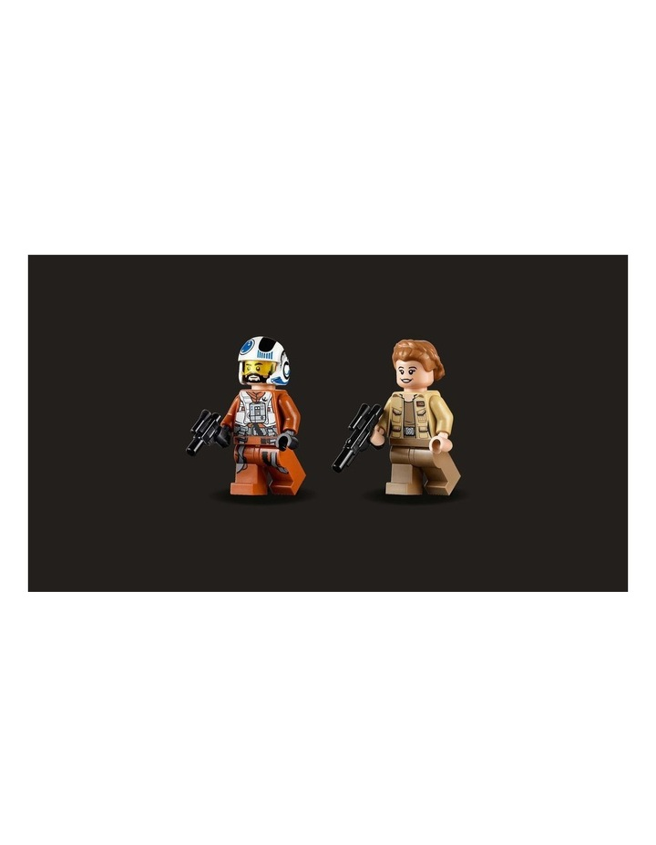 Star Wars The Rise of Skywalker Resistance A-Wing Starfighter 75248 image 5