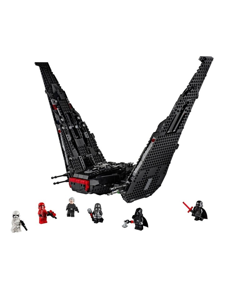 Star Wars The Rise of Skywalker Kylo Rens Shuttle 75256 image 2