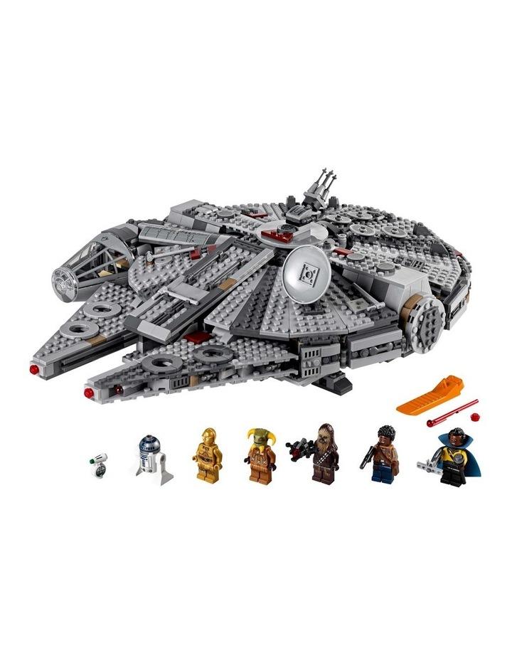 Lego Star Wars The Rise Of Skywalker Millennium Falcon 75257 5702016370799 Ebay