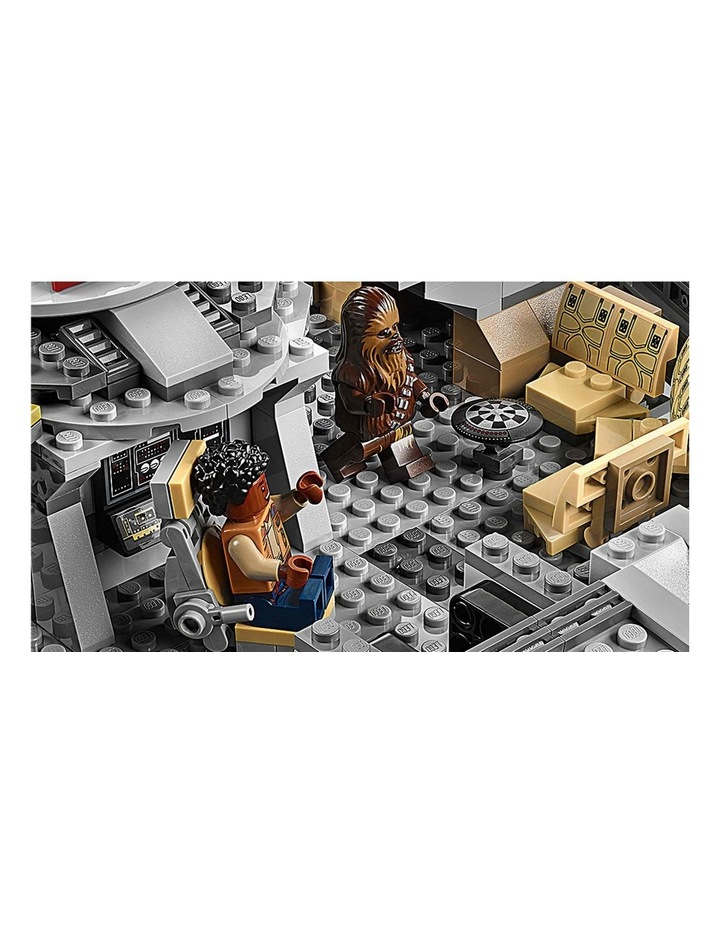 Star Wars The Rise of Skywalker Millennium Falcon 75257 image 5