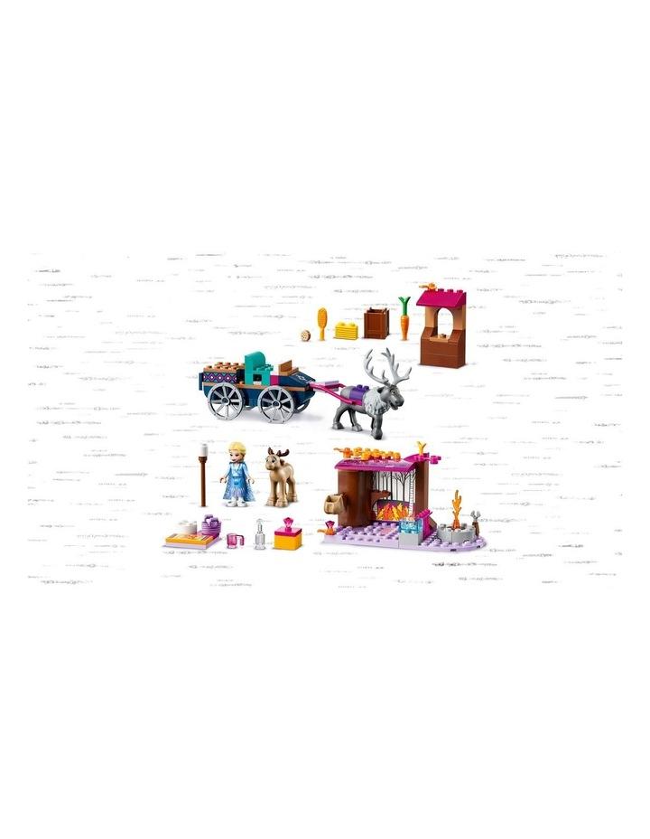 Disney Elsas Wagon Adventure 41166 image 4