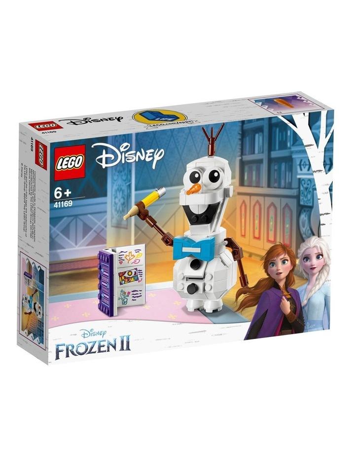 Disney Frozen II Olaf 41169 image 1