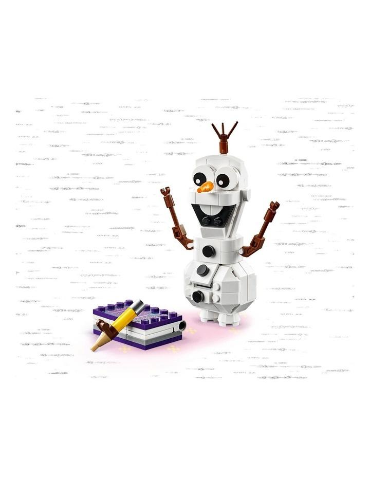 Disney Frozen II Olaf 41169 image 4