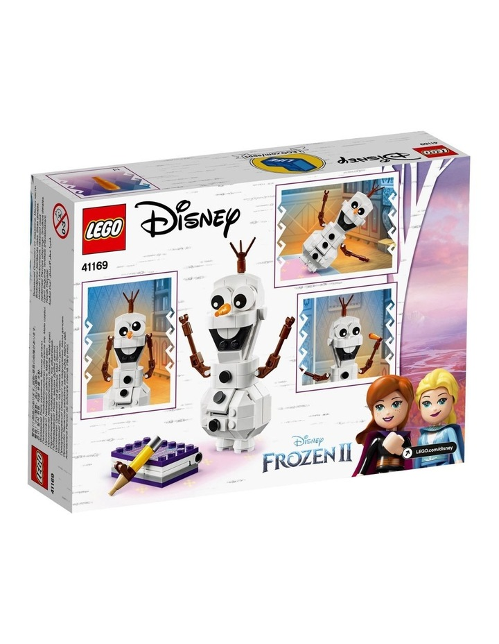 Disney Frozen II Olaf 41169 image 6