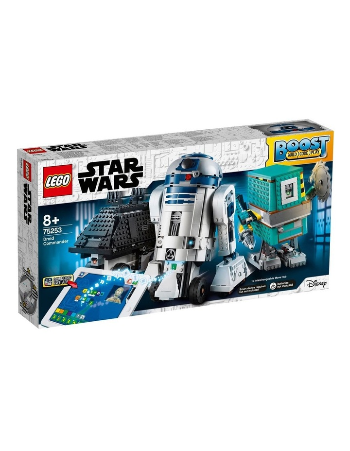 Star Wars BOOST Droid Commander 75253 image 1