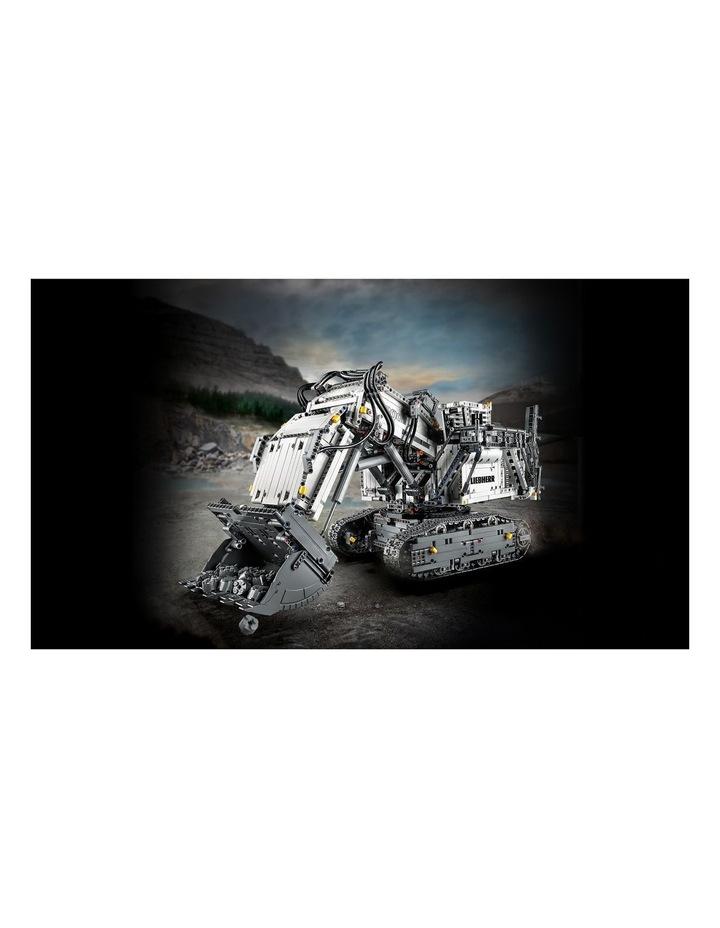 Technic Liebherr R 9800 Excavator 42100 image 3