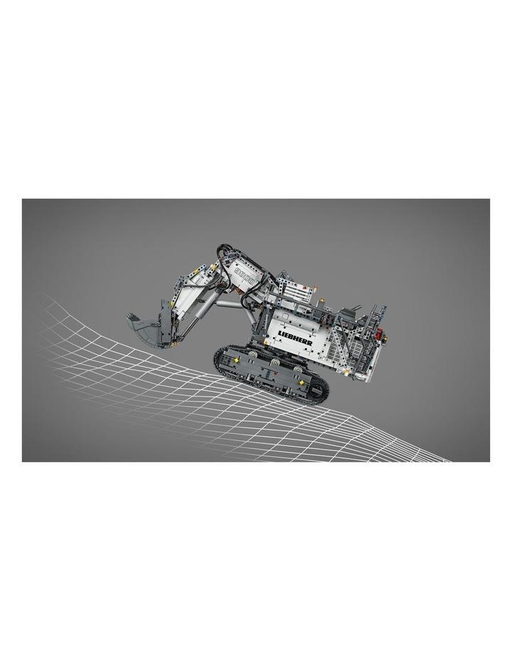 Technic Liebherr R 9800 Excavator 42100 image 4