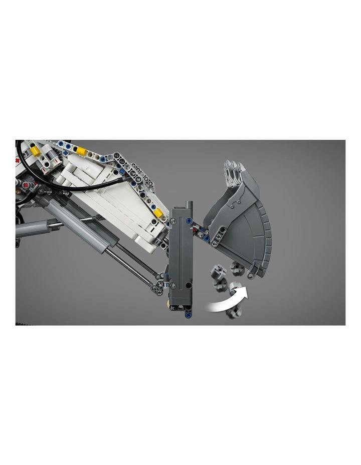 Technic Liebherr R 9800 Excavator 42100 image 5