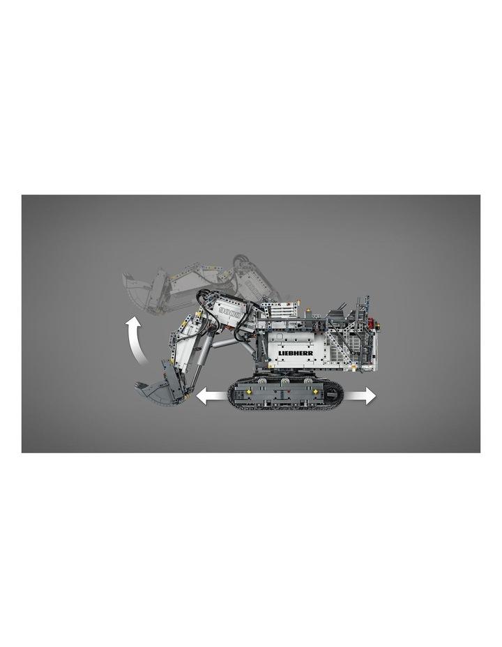 Technic Liebherr R 9800 Excavator 42100 image 6