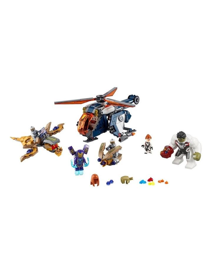 Marvel Avengers Hulk Helicopter Rescue 76144 image 3