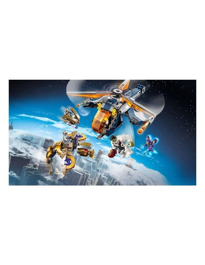 Marvel Avengers Hulk Helicopter Rescue 76144 image 4