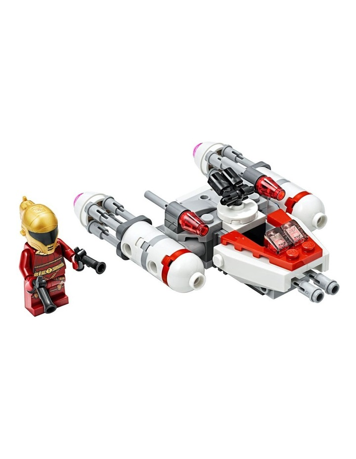 Star Wars Resistance Y-wing Microfighter 75263 image 3