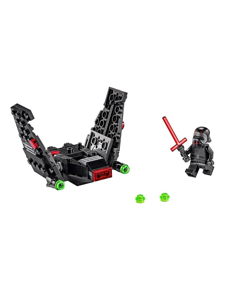 Star Wars Kylo Rens Shuttle Microfighter 75264 image 3