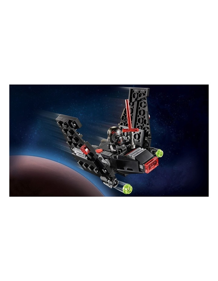 Star Wars Kylo Rens Shuttle Microfighter 75264 image 4