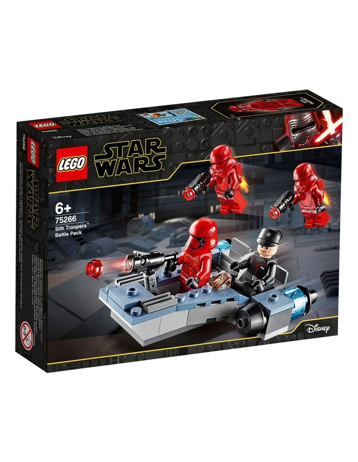 Star Wars Sith Troopers Battle Pack 75266 image 1