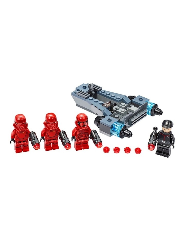 Star Wars Sith Troopers Battle Pack 75266 image 3
