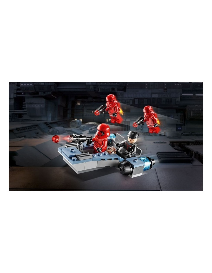 Star Wars Sith Troopers Battle Pack 75266 image 4