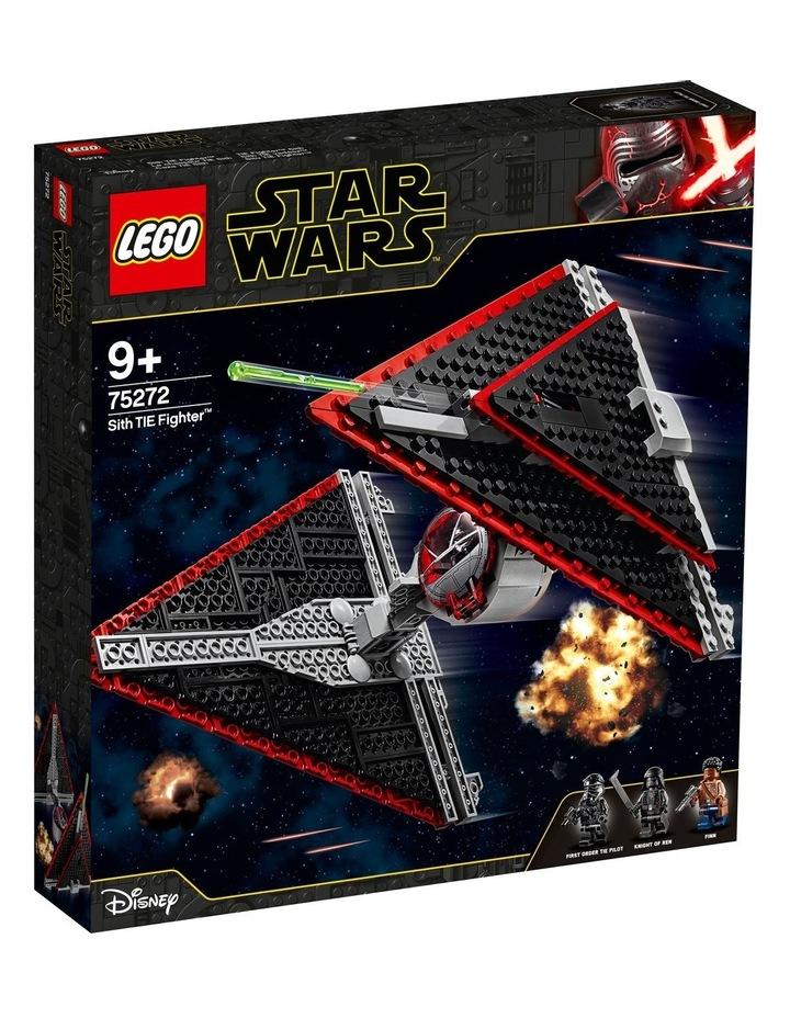 Star Wars Sith TIE Fighter 75272 image 1