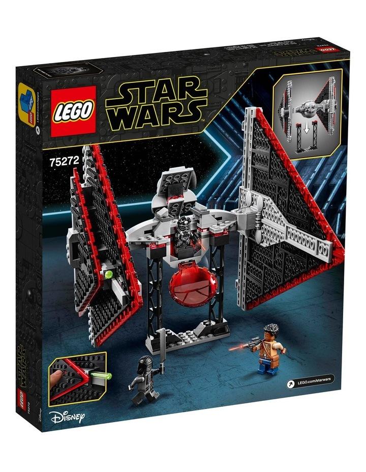 Star Wars Sith TIE Fighter 75272 image 2
