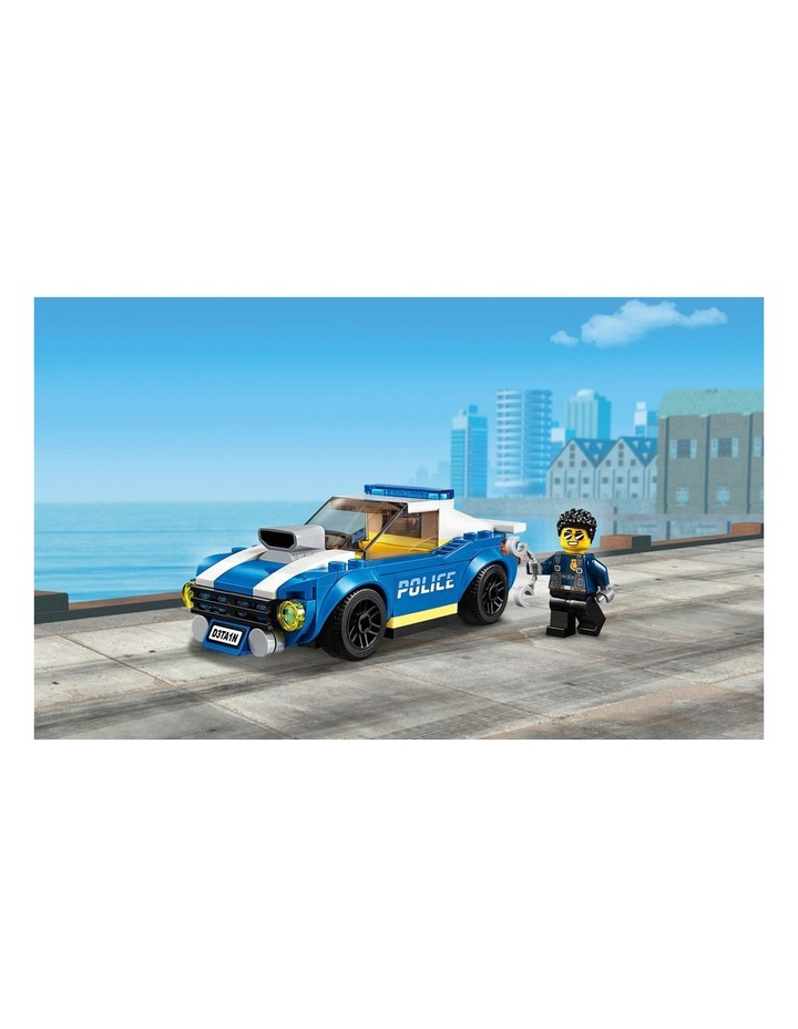 City Police Highway Arrest 60242 image 6
