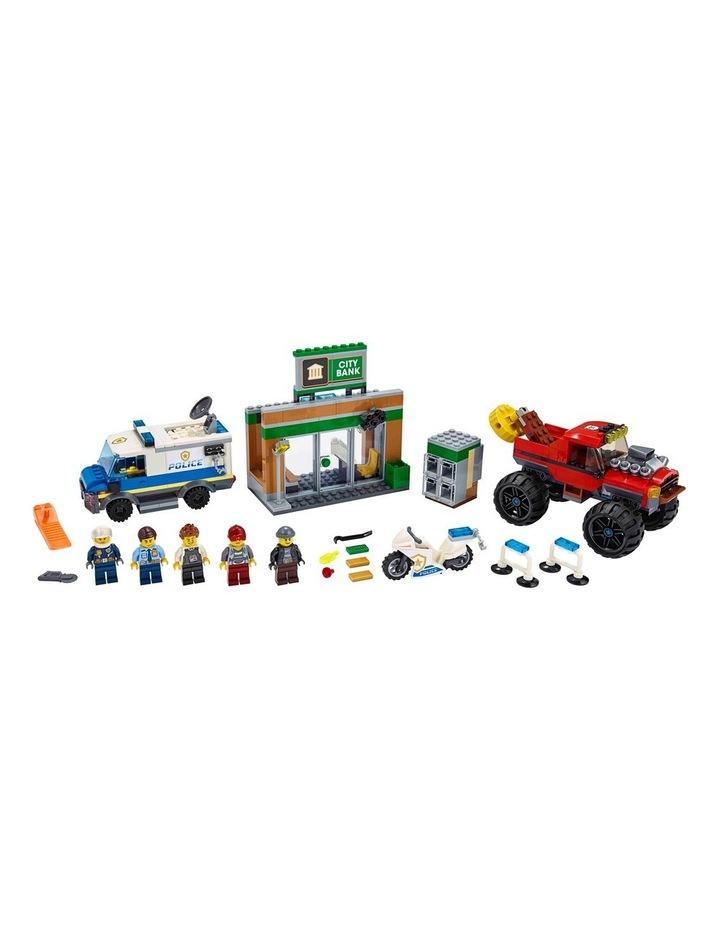 City Police Monster Truck Heist 60245 image 2
