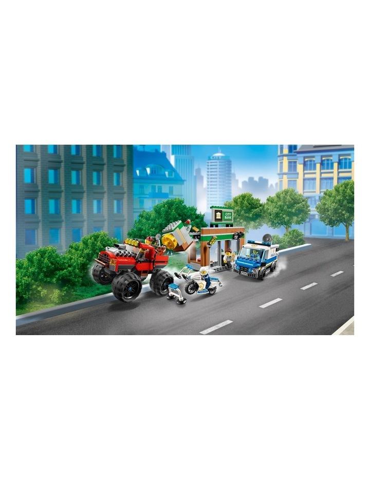 City Police Monster Truck Heist 60245 image 4